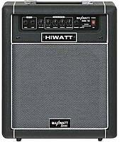 HIWATT B-15 MaxWatt Комбоусилитель бас гитарный