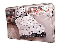 Постельное белье  Rabella с одеялом 1,5-ка полуторный 1