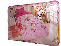 Постельное белье  Rabella с одеялом 1,5-ка полуторный 2