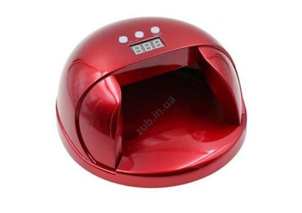 Лампа UV LED для маникюра шарик YQ3 48 Вт красная