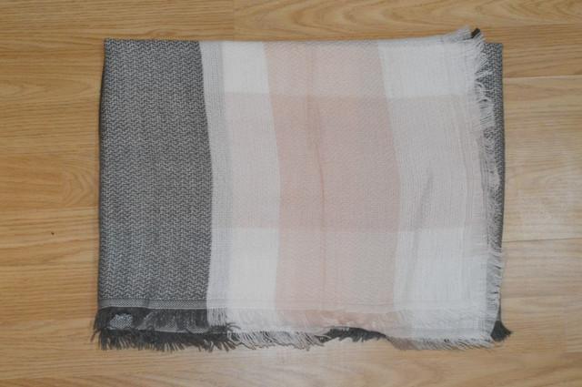 Платок шарф плед Тида Фото 2