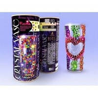 Набор Ваза с кристаллами Danko Toys