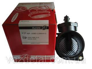 Датчик массового расхода воздуха ваз 2109 2112 2115  (037)  AURORA