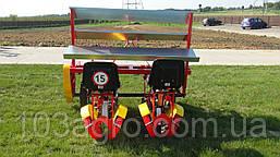 Саджалка розсади касетна Agromax S237-3 2-х рядна, фото 2
