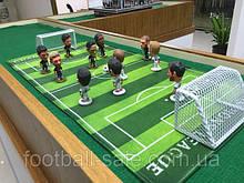 Коллекционные фигурки футболистов