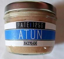 Паштет из тунца Hacendado Pate Atun 3-125г