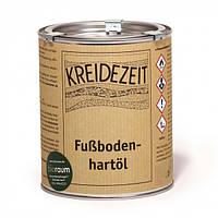 Натуральное  масло для пола и стен Fußbodenhartöl 0,75 l