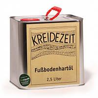 Натуральное  масло для пола и стен Fußbodenhartöl 2,5 l