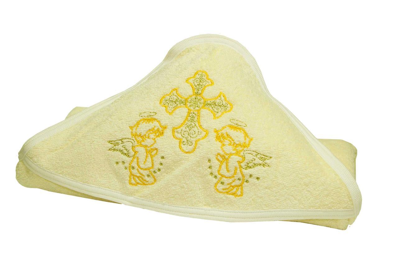 Крыжма для крестин детская