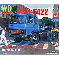 Седельный тягач МАЗ-6422, ранний (код 200-463799)