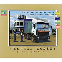 Седельный тягач МАЗ-6422 (код 200-463801)