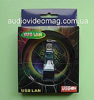 USB LAN RJ45 внешняя сетевая карта-адаптер для интернета, фото 1