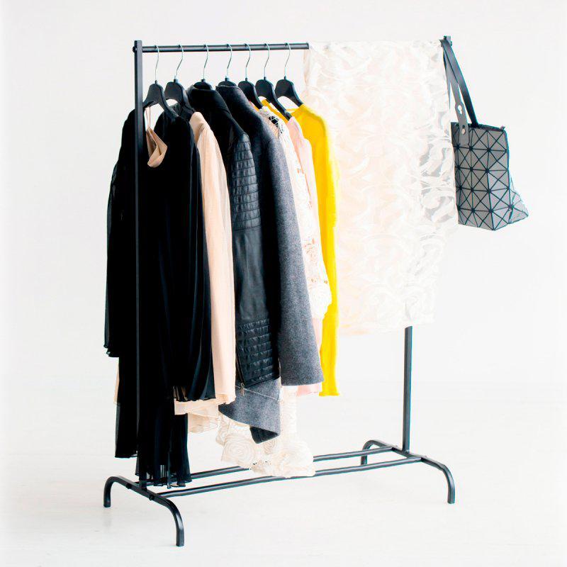 Стойка для одежды напольная лофт Платон 19