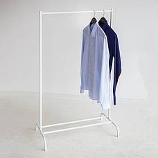 Стойка для одежды напольная лофт Платон 19, фото 3