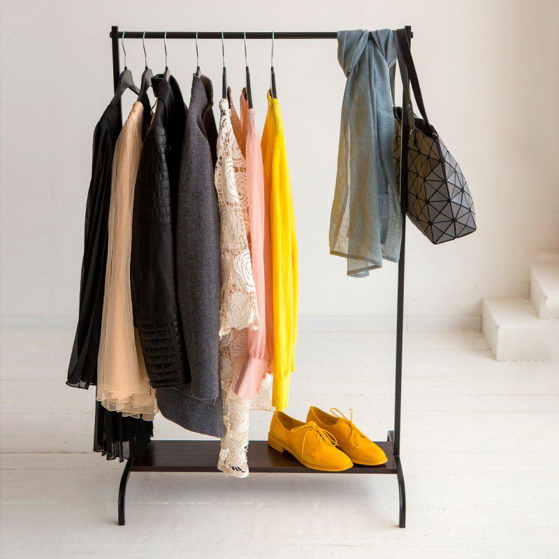 Стойка для одежды напольная лофт Платон 20