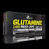 Глютамин Olimp L-Glutamine Mega Caps (120 caps)