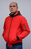"""Куртка-Бомбер  """" MA-1 NATUS RED""""."""