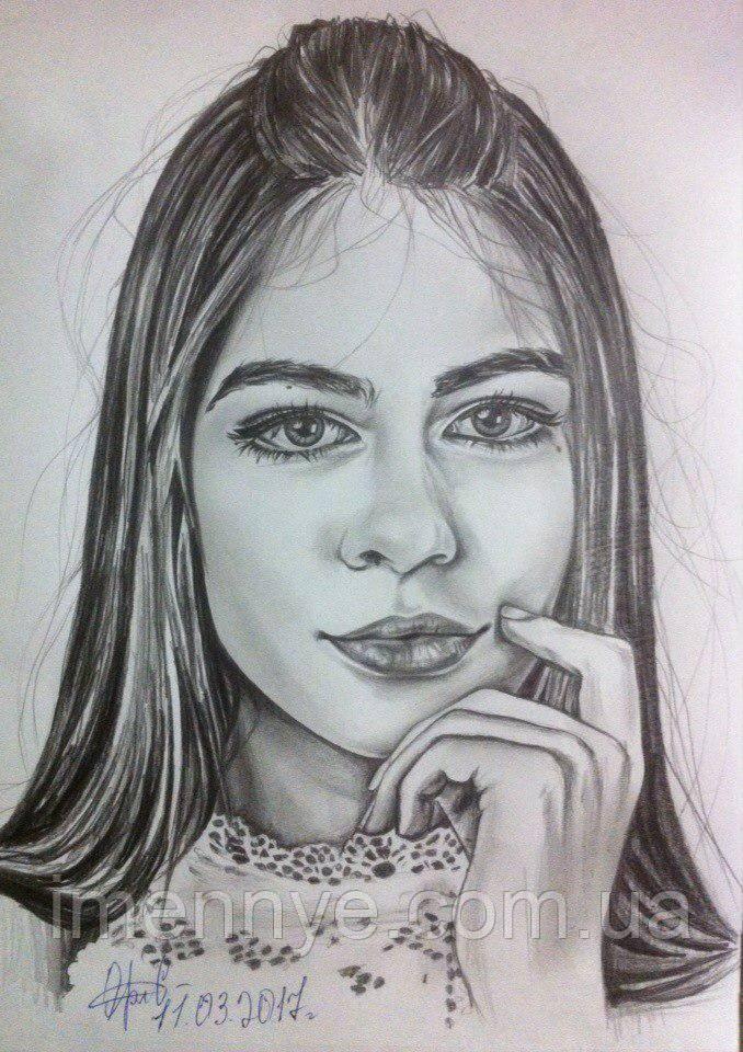 Фото портрет девушки на заказ