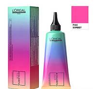 Колорфул Хаир краска прямого действия для волос (розовый), 90 мл