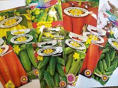 Семена овощей польские