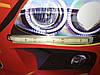 Кровать машина БМВ красная, фото 2