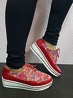 Туфли женские на платформе . 6 пар в ящике. Размеры 36-41