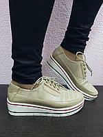 Туфли женские на платформе. 6 пар в ящике. Размеры 36-41