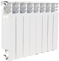 Биметаллический радиатор 8 секций SUMMER (EKVATOR)