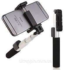 Монопод Remax Selfie Stick RP-P4 Bluetooth серебро