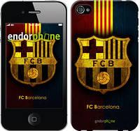 """Чехол на iPhone 4s Барселона 1 """"326c-12-6129"""""""