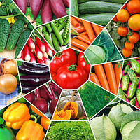 Семена овощей, цветов.