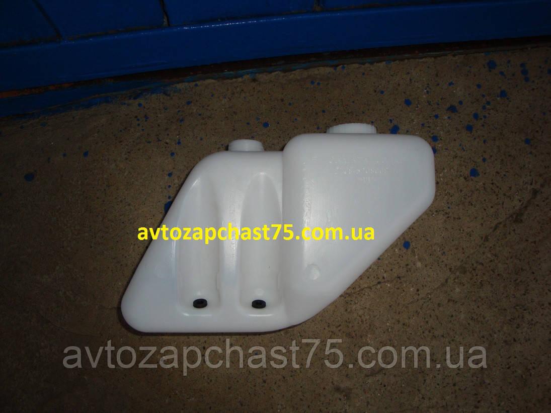 Бачок омывателя Ваз 2108, 21083 (2 моторчика) производитель Пластик, Россия