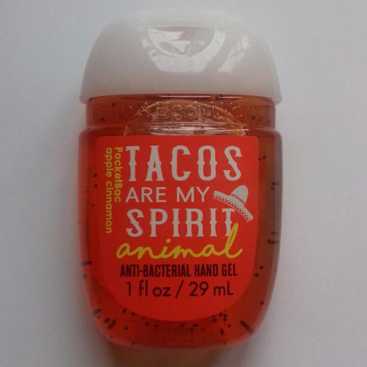 Антибактериальный гель (санитайзер) Bath&Body Works Tacos Are My Spirit Animal - Mirashop в Киеве
