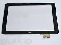 Тачскрин (сенсорное стекло) для Acer Iconia Tab A700 10.1 черный