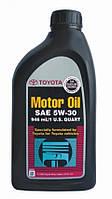 Toyota Motor Oil 5W30 (Америка) 0.946 л.