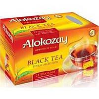 Чай Alokozay черный пакетированый в конвертах из фольги  (25 Black Tea Bags)
