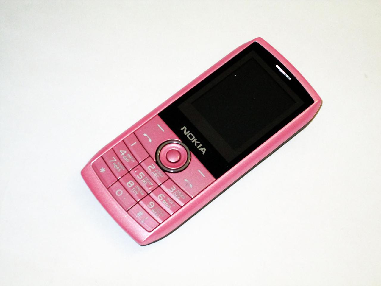 "Телефон Nokia 7322 - 2 sim - 2,2"" - Fm - Bt - Camera - металлический корпус"
