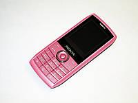"""Телефон Nokia 7322 - 2 sim - 2,2"""" - Fm - Bt - Camera - металлический корпус, фото 1"""