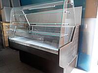 Кондитерская витрина Dolce 120 Freddo (гнутое стекло)