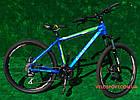Горный велосипед Crosser Banner 29 дюймов синий, фото 3