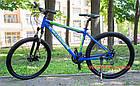 Горный велосипед Crosser Banner 29 дюймов синий, фото 2