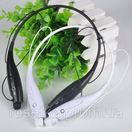 Бездротова Bluetooth стерео-гарнітура Headset HBS-730, навушники Stereo