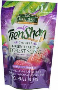 Чай зеленый китайский байховый Лесная песня  Тянь Шань , 80 гр, фото 2
