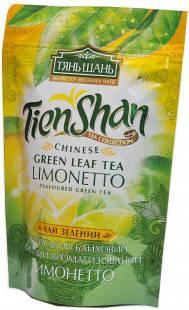 Чай зеленый китайский байховый Лимонетто  Тянь Шань , 80 гр, фото 2