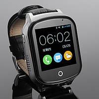 Умные смарт-часы Smart GPS Samtra A19 с черным ремешком