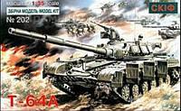 Cоветский боевой танк Т-64 А (MK202), фото 1