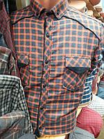 c2159ab883f Мужская кашемировая рубашка в клетку. Сертифицированная компания.