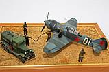 Моноплан Fokker Eii Eindecker (AIR01086), фото 9