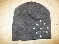 Комплект женский шапка+хомут