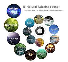 Звуковая колонка L'émouchet с природными успокаивающими звуками, фото 2